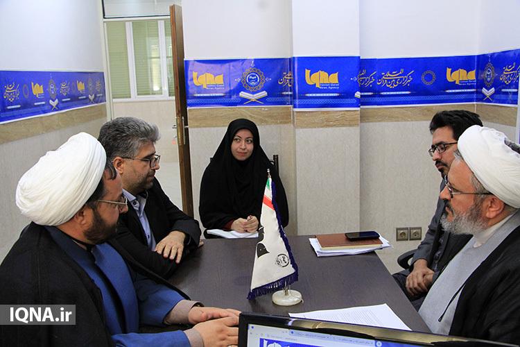 بررسی «موانع و راهکارهای افزایش بهرهوری موقوفات» در ایکنا یزد