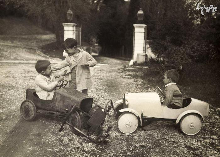 عکس ها جالبی که تاریخ را پیش چشمتان زنده میکند!