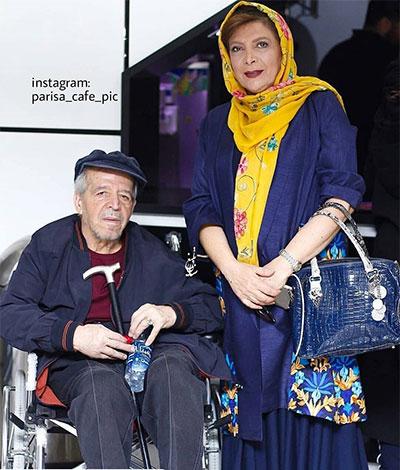 تیپ و استایل چهرههای ایرانی؛