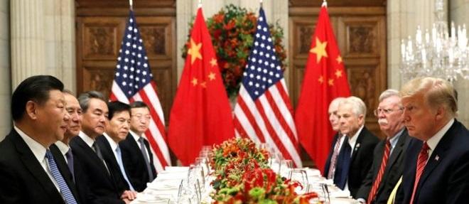آمریکا و چین آتش بس تجاری اعلام کردند