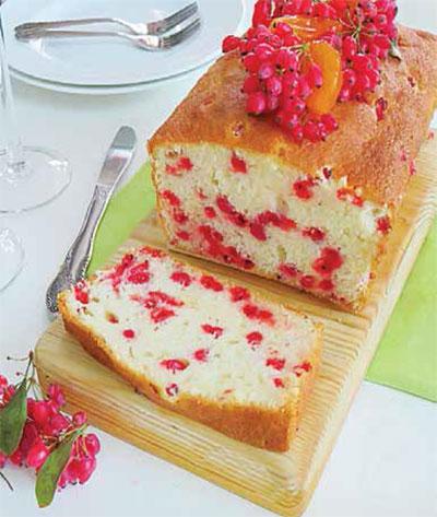 فرمان پخت کیک زرشک