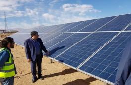 «نیروگاه خورشیدی نوین» بهترین جایگزین سوختهای فسیلی است