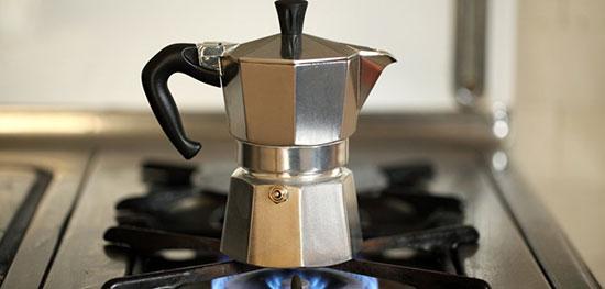 طریقه دم کردن قهوه به شکل حرفه ای