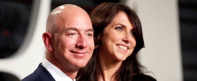ثروتمندترین مرد دنیا از همسرش جدا شد