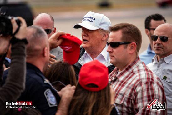 ترامپ در تگزاس