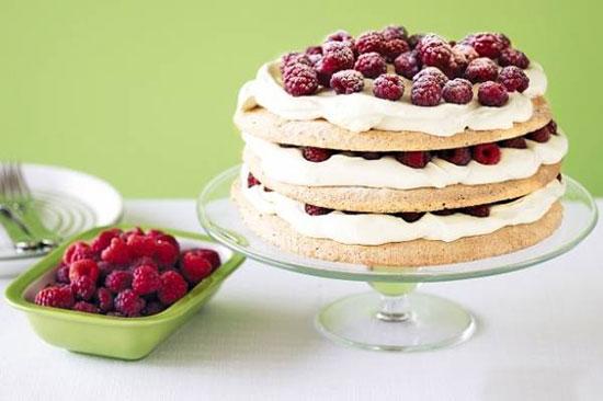 طرز تهیه کیک داکواز