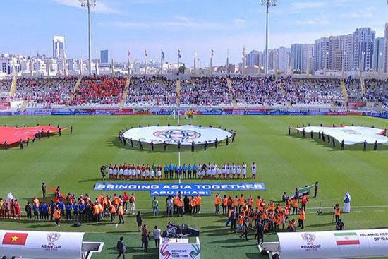 تا دقیقه ۱۵: ایران صفر - ویتنام صفر