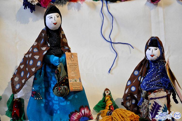 عروسکهایی که راوی فرهنگ میشوند