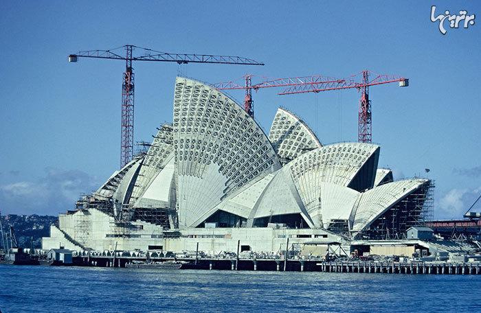 ساخت و ساز مجسمه ها و ساختمان های مشهور را دیده بودید؟