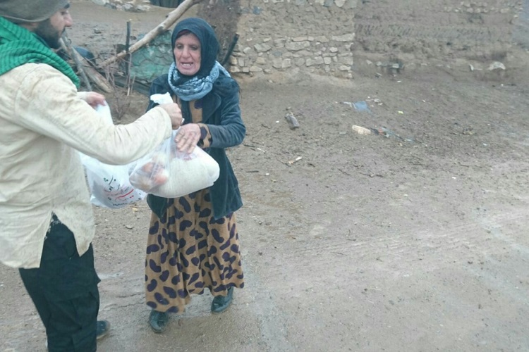 فروکش غم سیلاب با همت جوانان عاشق به وطن