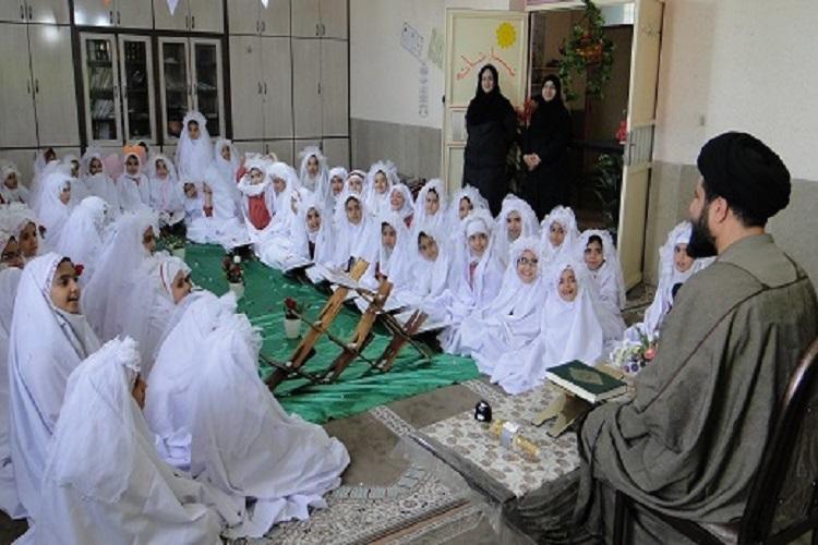 برپایی جشن شکرگزاری یادگیری قرآن کریم در یاسوج