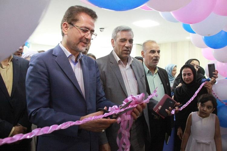 افتتاح 2 مرکز رفاه، کودک و مشاوره اجتماعی بهزیستی در شاهرود