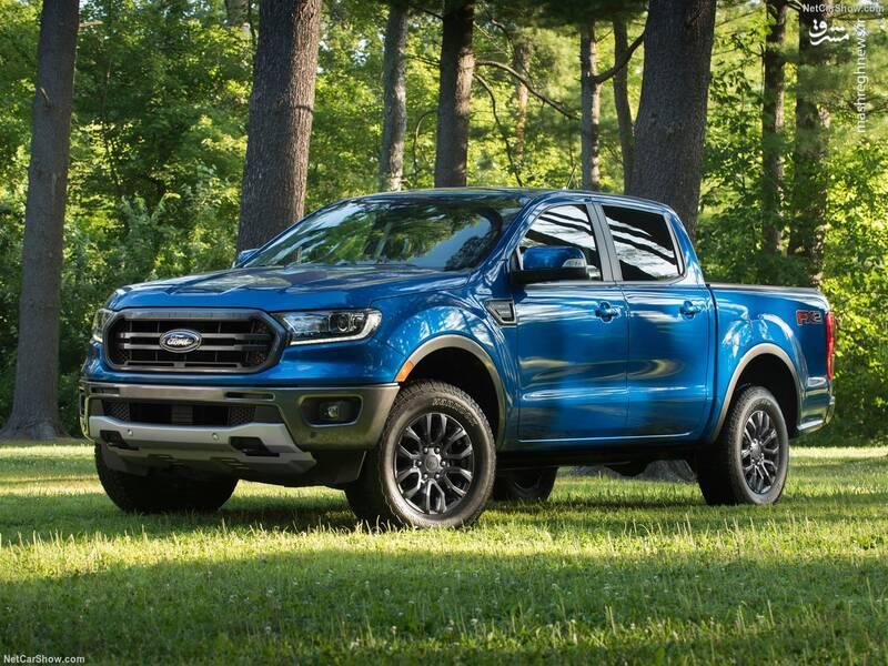 Ford Ranger FX2 Package (2020)