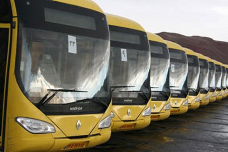 فعالیت 70 دستگاه اتوبوس در روزهای تاسوعا و عاشورای حسینی در کرج