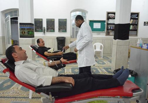 نذر خون در پارسیان