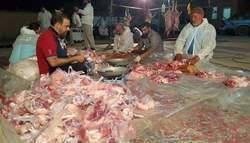 گوشت قربانی را بعد از یک روز نگهداری در یخچال مصرف کنید