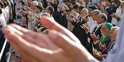 برگزاری نماز ظهر عاشورا در مصلی ایلام