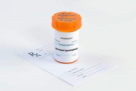 کوئتیاپین، داروی ضد جنون برای بیماریهای روانی