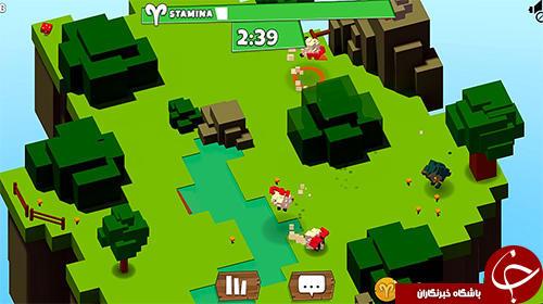 معرفی بازی موبایل Ramageddon