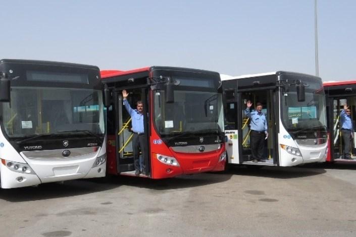تاکنون ۱۴۰ اتوبوس به منظور جا به جایی زائرین به مرز مهران اعزام شده اند
