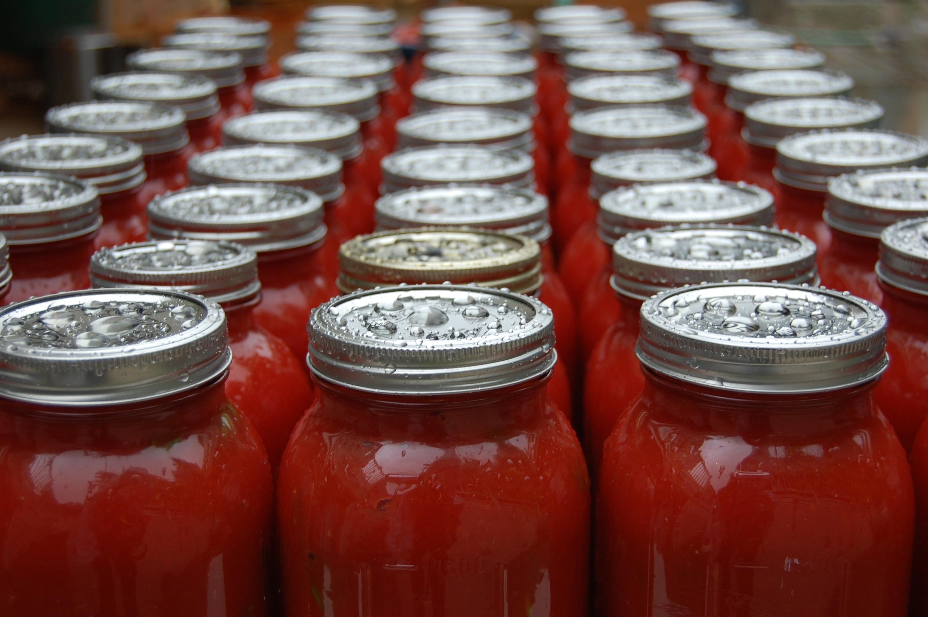 پلمب یک واحد تولیدی رب گوجه فرنگی در زرند