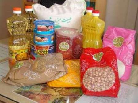 توزیع ۴۵۰ بسته غذایی بین خانوادههای زنداینان مراغه و عجبشیر