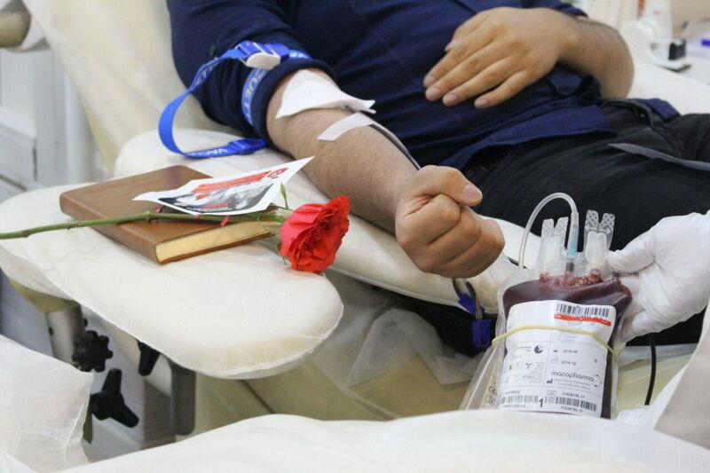 مراجعه ۳۳۱۵ داوطلب در ایام محرم به مراکز اهدای خون در سیستان و بلوچستان