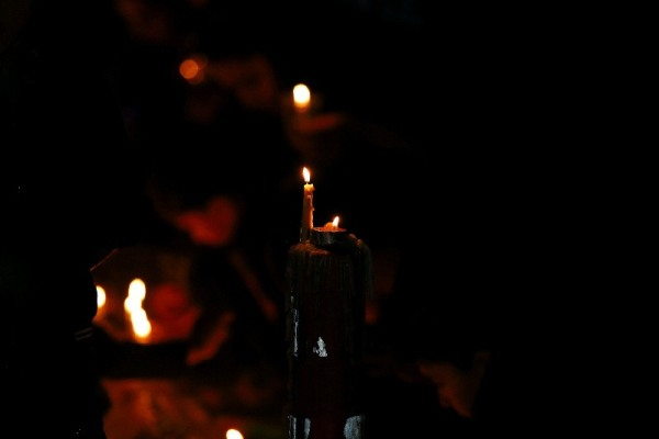 مراسم شام غریبان حسینی در چهارمحال و بختیاری