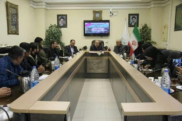 ارسال محموله تجهیزات فرهنگی به شمال و جنوب آذربایجانغربی