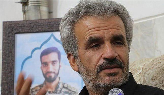امنیت امروز، رهاورد فداکاری دیروز شهیدان است