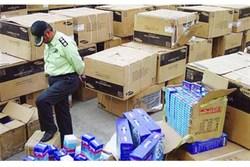 دستگیری ۴ قاچاق چی کالا در چرداول