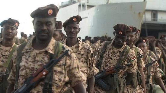 دو گردان از نیروهای سودانی، یمن را ترک کردند