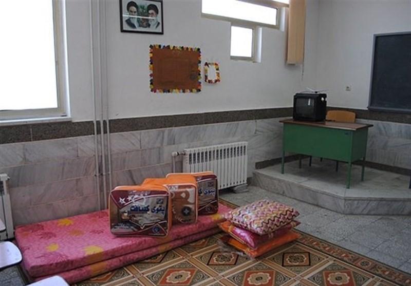 احتمال تعطیلی مدارس شهر مهران