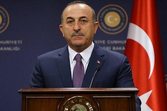 ترکیه: ایران و سوریه را در جریان حمله قرار دادیم