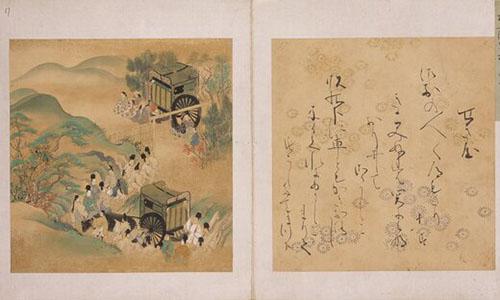 بخش گمشده نخستین رمان جهان در ژاپن پیدا شد