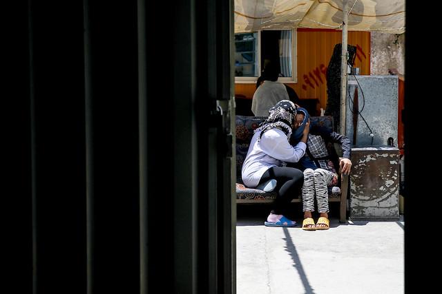 در کمپهای ترک اعتیاد زنان چه میگذرد؟