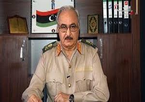 صدور حکم بازداشت خلیفه حفتر از سوی دادستان دولت وفاق ملی لیبی