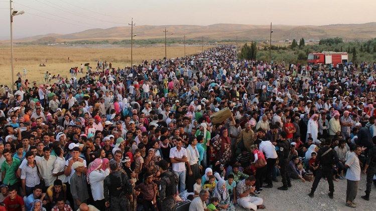 هشدار سازمان ملل: ۴۰ میلیون نفر در کشورهای خود آواره هستند