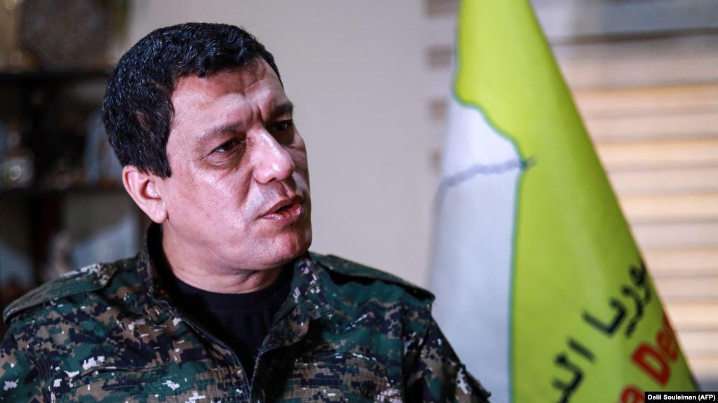 درخواست ترکیه از آمریکا برای استرداد فرمانده نیروهای دموکراتیک سوریه