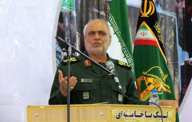 رئیس سازمان حفاظت اطلاعات وزارت دفاع