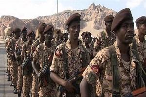 آغاز خروج تدریجی ده هزار نیروهای نظامی سودان از یمن