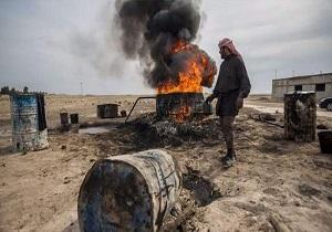 ننگ بر جهانیان اگر در برابر دزدی نفت سوریه به دست دولت یاغی آمریکا در روز روشن سکوت کنند!