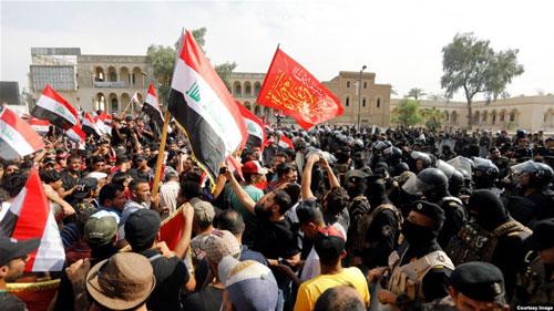 الگوریتمهای بحران عراق در تحولات اخیر