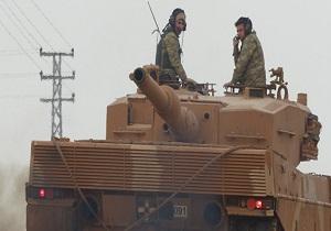 سانا: ارتش ترکیه در حال ساخت پایگاه نظامی در شمال سوریه است