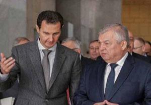بشار اسد با نماینده ویژه روسیه دیدار کرد