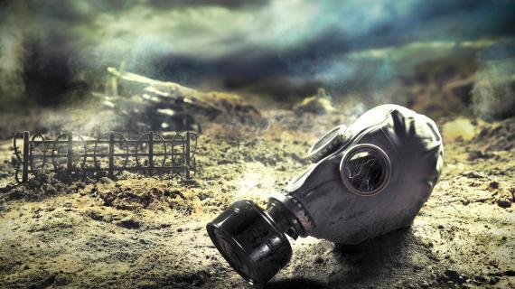 بیانیه خندهدار وزارت خارجه آمریکا در روز جهانی یادبود قربانیان تسلیحات شیمیایی