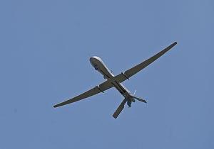 هواپیمای جاسوسی ائتلاف سعودی سرنگون شد