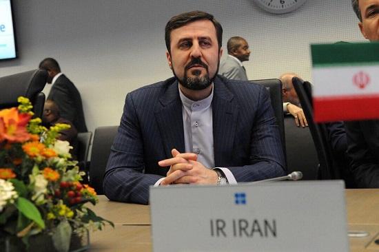 غریبآبادی: ایران از حقِ خود کوتاه نمیآید
