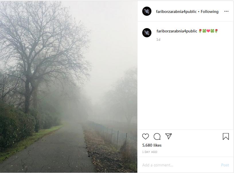 رو نمایی از پوستر جدید سریال خواب زده/ عکس بازیگر مختارنامه از هوای مه آلود