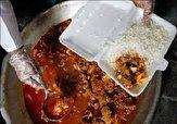 پخت غذای نذری به مناسب شهادت حضرت زهرا (س)